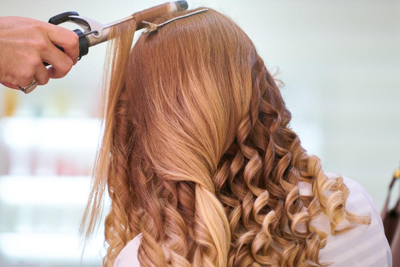Natuurlijke haarverf kapper